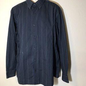 Claiborne Mens dress button down shirt